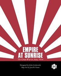 Empire at Sunrise (new from Hollandspiele)