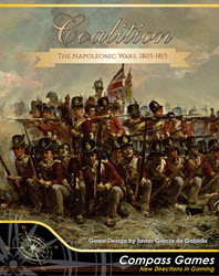 COALITION! The Napoleonic Wars, 1805-1815 (new from Compass Games)