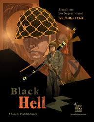 Black Hell: The Battle for Los Negros Island (new from High Flying Dice Games)