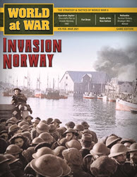 World at War, Issue 76: Operation Jupiter (new from Decision Games)