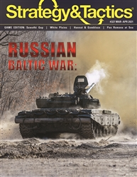 Strategy & Tactics, Issue 327: Suwałki Gap (new from Decision Games)