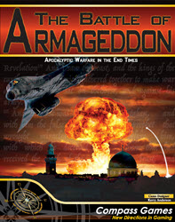 The Battle of Armageddon (new from Compass Games)