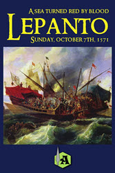 Lepanto 1571 (new from ACIES Edizioni)