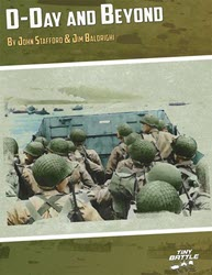 D-Day and Beyond (new from Tiny Battle Publishing)