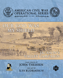 Our God Was My Shield (new from Hollandspiele)