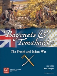 Bayonets & Tomahawks (new from GMT Games)