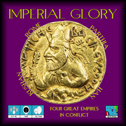 Imperial Glory: Four Great Empires in Conflict (new from Up & Away Games)