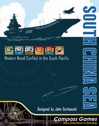 South China Sea – Reprint (new from Compass Games)