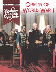 Strategy & Tactics Quarterly, Issue 14 (new from Decision Games)