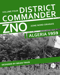 District Commander: ZNO (new from Hollandspiele)