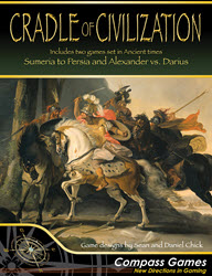 Cradle of Civilization (new from Compass Games)