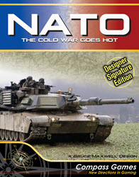 NATO: The Cold War Goes Hot! (new from Compass Games)