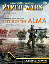 Paper Wars, Issue 98: First Blood in the Crimea (new from Compass Games)