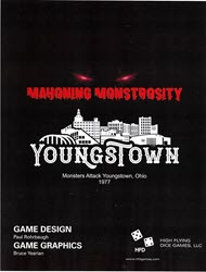 Mahoning Monstrosity (new from High Flying Dice Games)