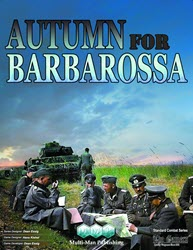 Autumn for Barbarossa, Deluxe Edition (new from Multi-Man Publishing)