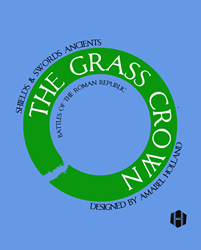 The Grass Crown (new from Hollandspiele)